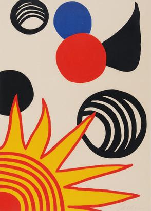 Calder Alexander, Plaisir du Néophyte