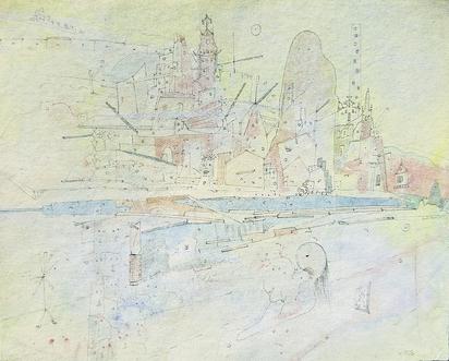 Wols (Wolfgang Schulze), Untitled, approx. 1941/42