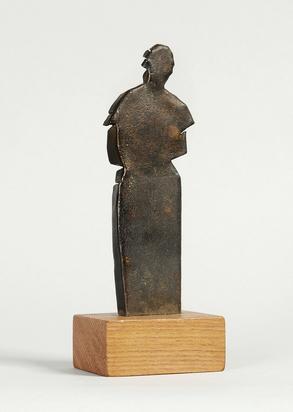 González Julio, Petit profil de paysanne, approx. 1927-29