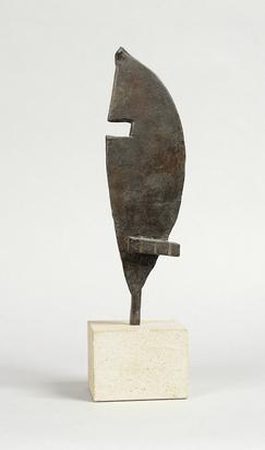 González Julio, Demi masque aux dents, ca. 1935-1936