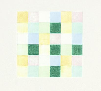 Lohse Richard Paul, Vier + Fünf Farbgruppen