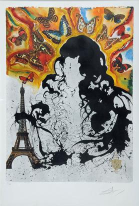 Dalí Salvador, Folder. S.N.C.F.