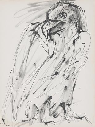 Picasso Pablo, Portfolio. 40 dessins de Picasso en marge du Buffon