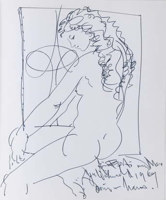 Erni Hans, 2 Books: Pierre Cailler. Catalogue raisonné. L'oeuvre lithographié et gravé de Hans Erni, Tome I: Lithographies 1930 à 1957