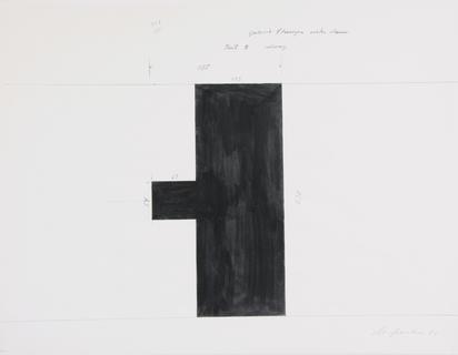 Spescha Matias, 7 drawings: Rauminstallation Galerie Stampa