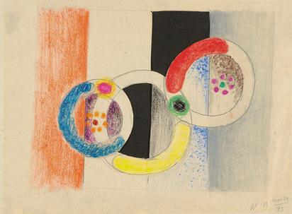 Moholy-Nagy László, Composition