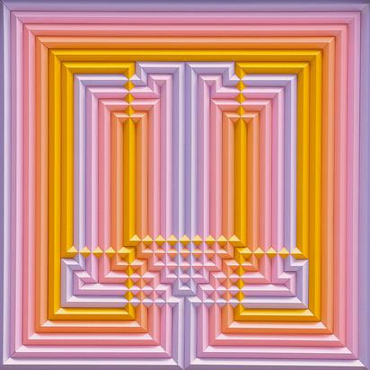 Gerstner Karl, Color Lines, C9A L10