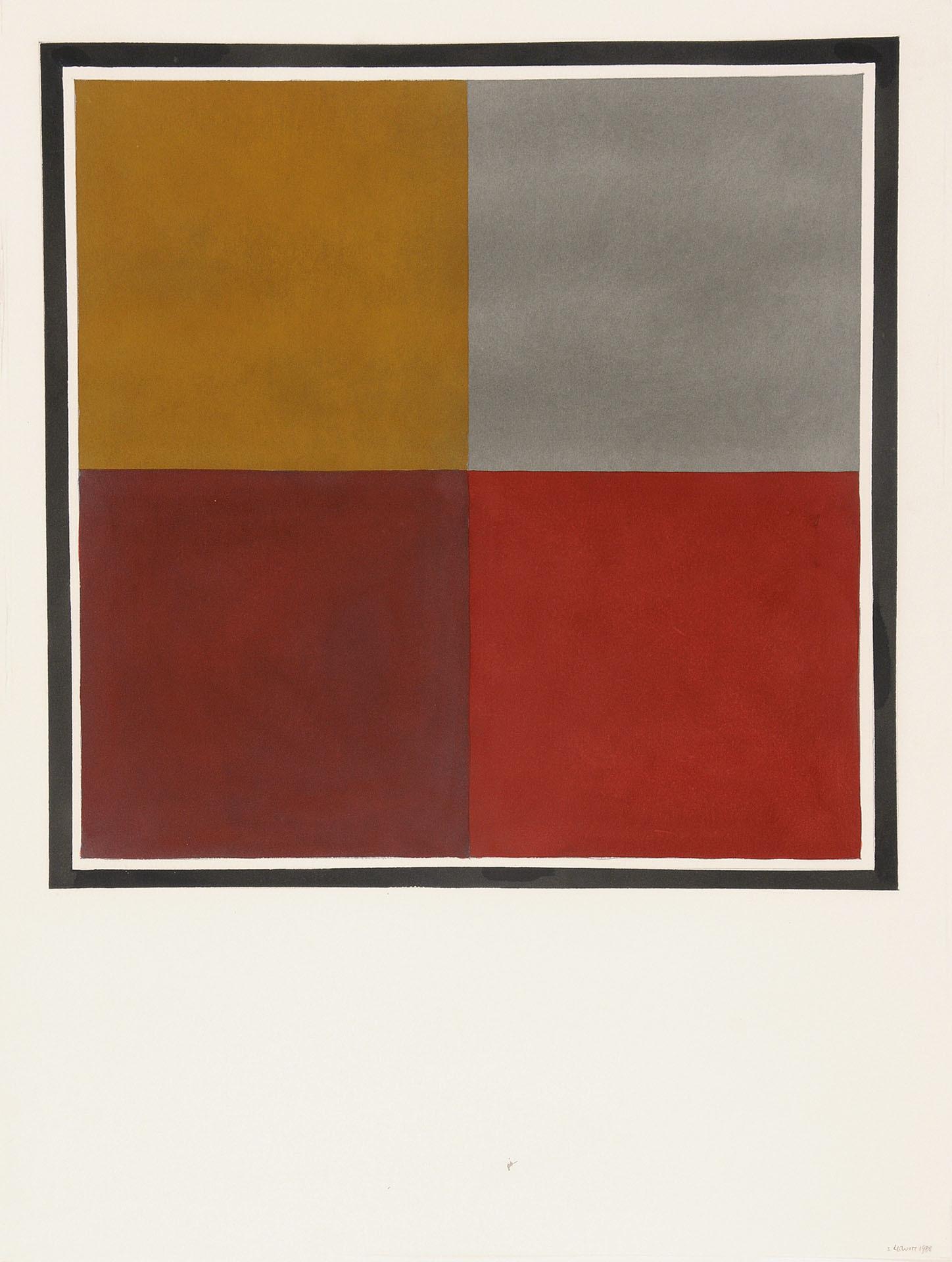 Lewitt Sol, Increasing Tones Of Gray