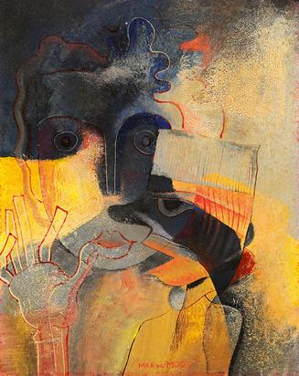 Moos Max von, Untitled