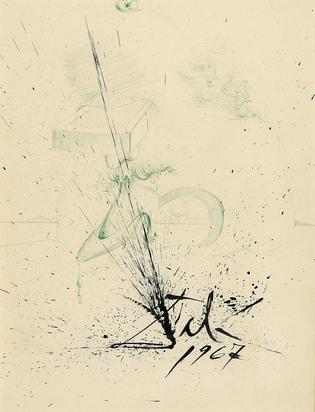 Dalí Salvador, Cannibalisme des objets