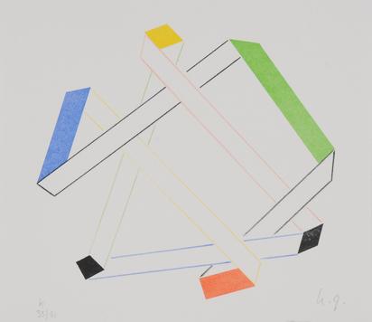 Glattfelder Hans Jörg, Portfolio. Verbindungs-Stücke