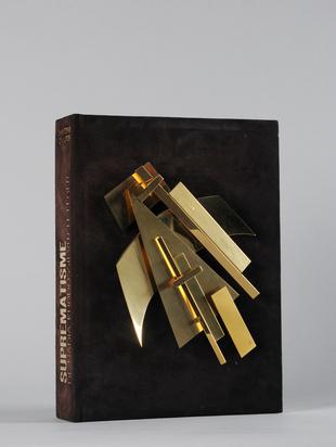 Léger-Khodossievich Nadia, Book. Suprematisme