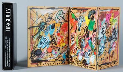 Tinguely Jean, Catalogue raisonnée. Christina Bischofberger. Jean Tinguely, Skulpturen und Reliefs 1954-1968, Volume. 1