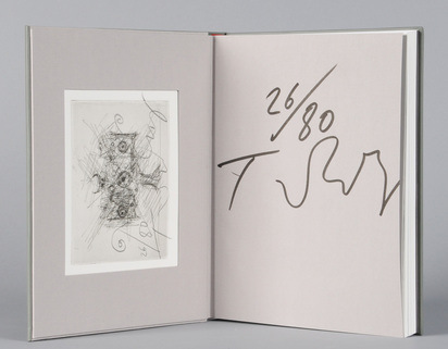 Tinguely Jean, Catalogue raisonnée. Christina Bischofberger. Jean Tinguely, Skulpturen und Reliefs 1969-1985, Volume. 2
