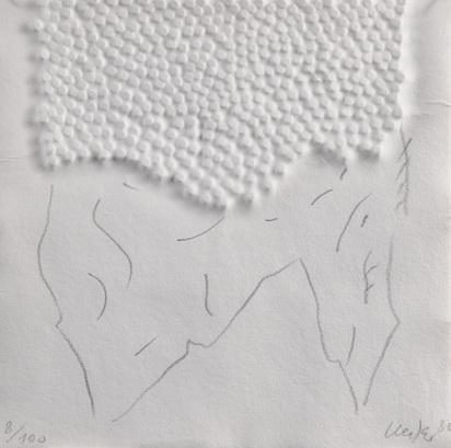 Uecker Günther, Portfolio. Vision Rapperswil aus dem Quadrat