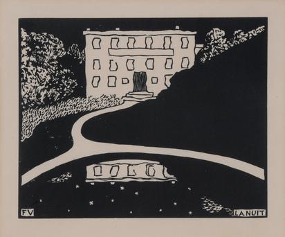 Vallotton Félix, La nuit