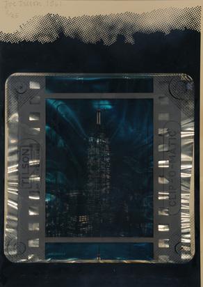 Tilson Joe, Transparency, Empire State Building