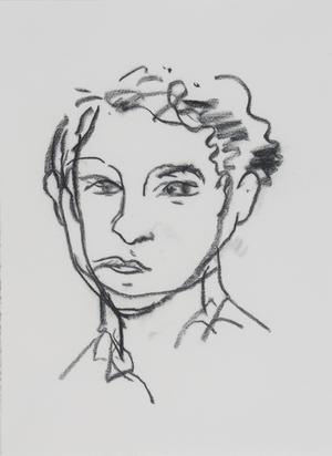 Balkenhol Stephan, Selbstporträt