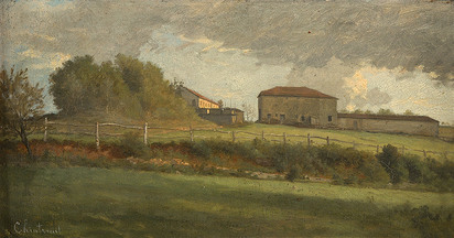 Chintreuil Antoine, Paysage