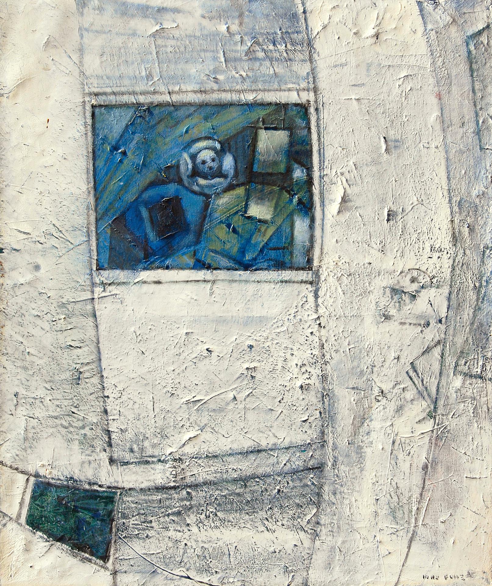Max Ernst, Au coeur de l'hiver