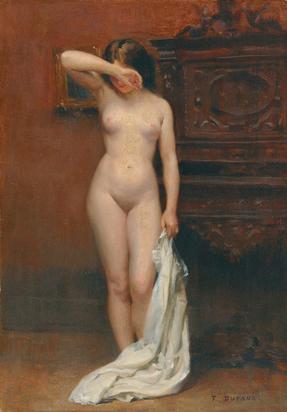 Dufaux Frédéric, Weiblicher Akt