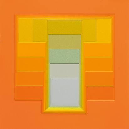 Entwurf zum Color Dome, CS 37 (2K)