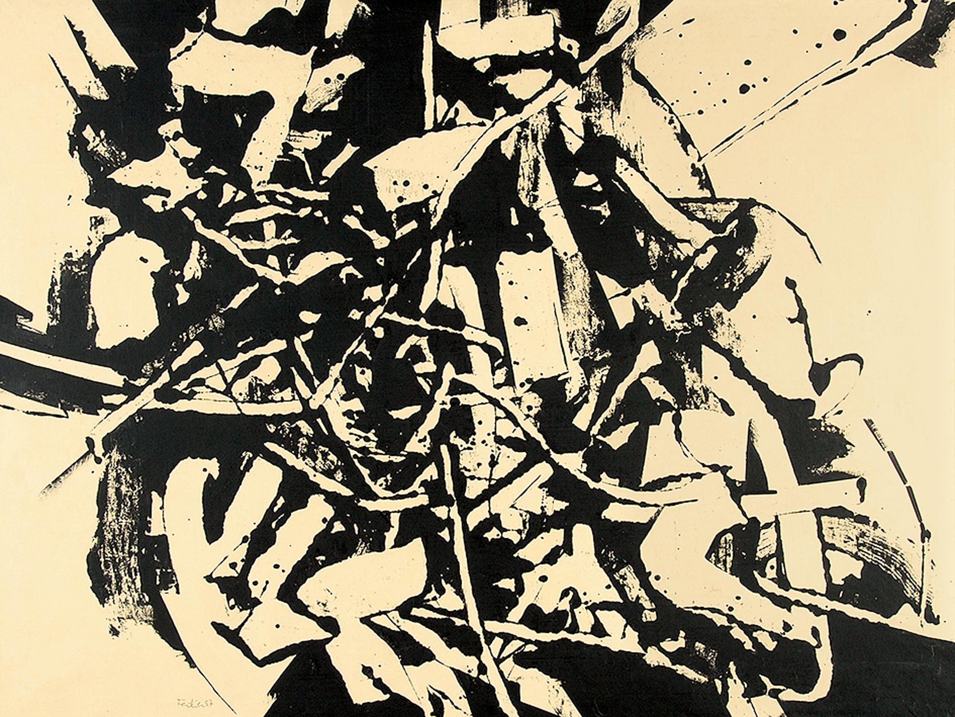 Franz Fedier, Untitled