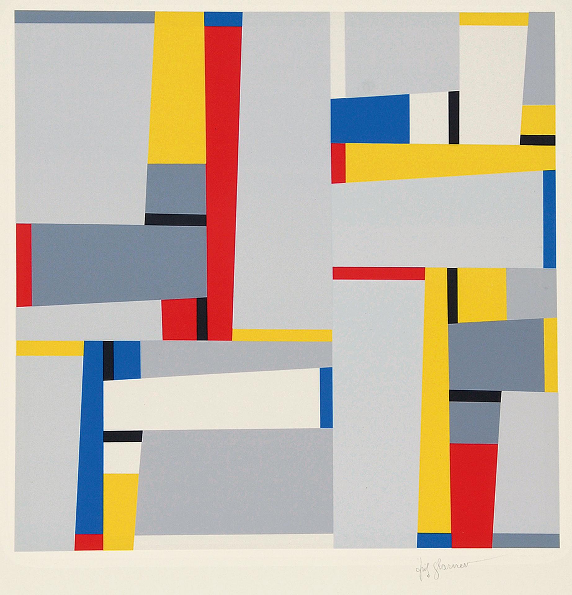 Glarner Fritz, Relation Painting Nr. 96