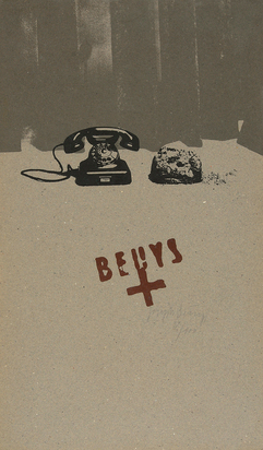 Beuys Joseph, Erdtelephon