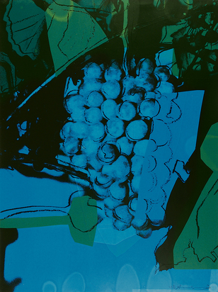 Warhol Andy, Grapes (Special Edition)