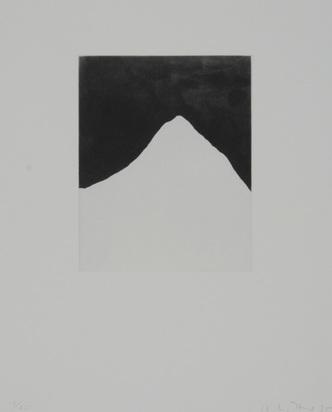 Wittwer Uwe, Mappe. Vom Verschwinden der Berge