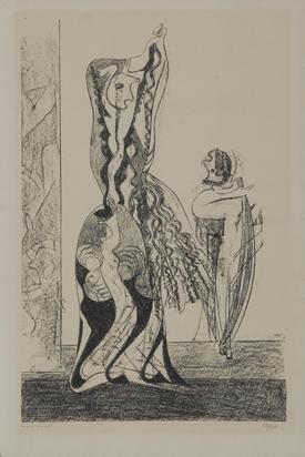 Ernst Max, Danseuses