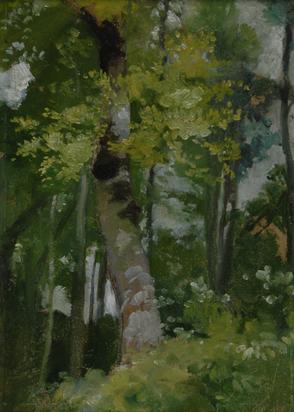 Welti Albert, Waldlichtung