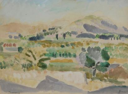 Gimmi Wilhelm, Provence
