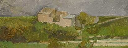Palezieux Gérard de, Paysage