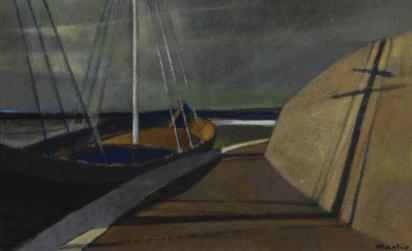 Guberti-Helfrich Manlio, Molo