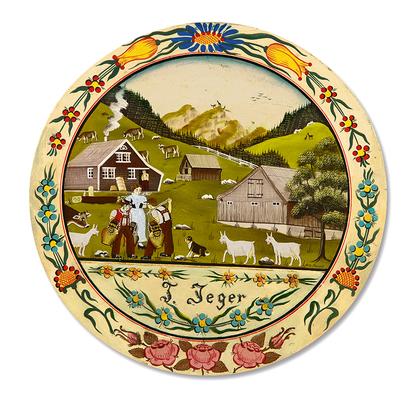 Manser Albert, Appenzeller Bödeli