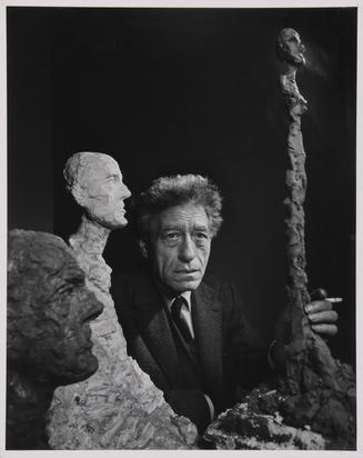 Karsh Yousuf, Alberto Giacometti