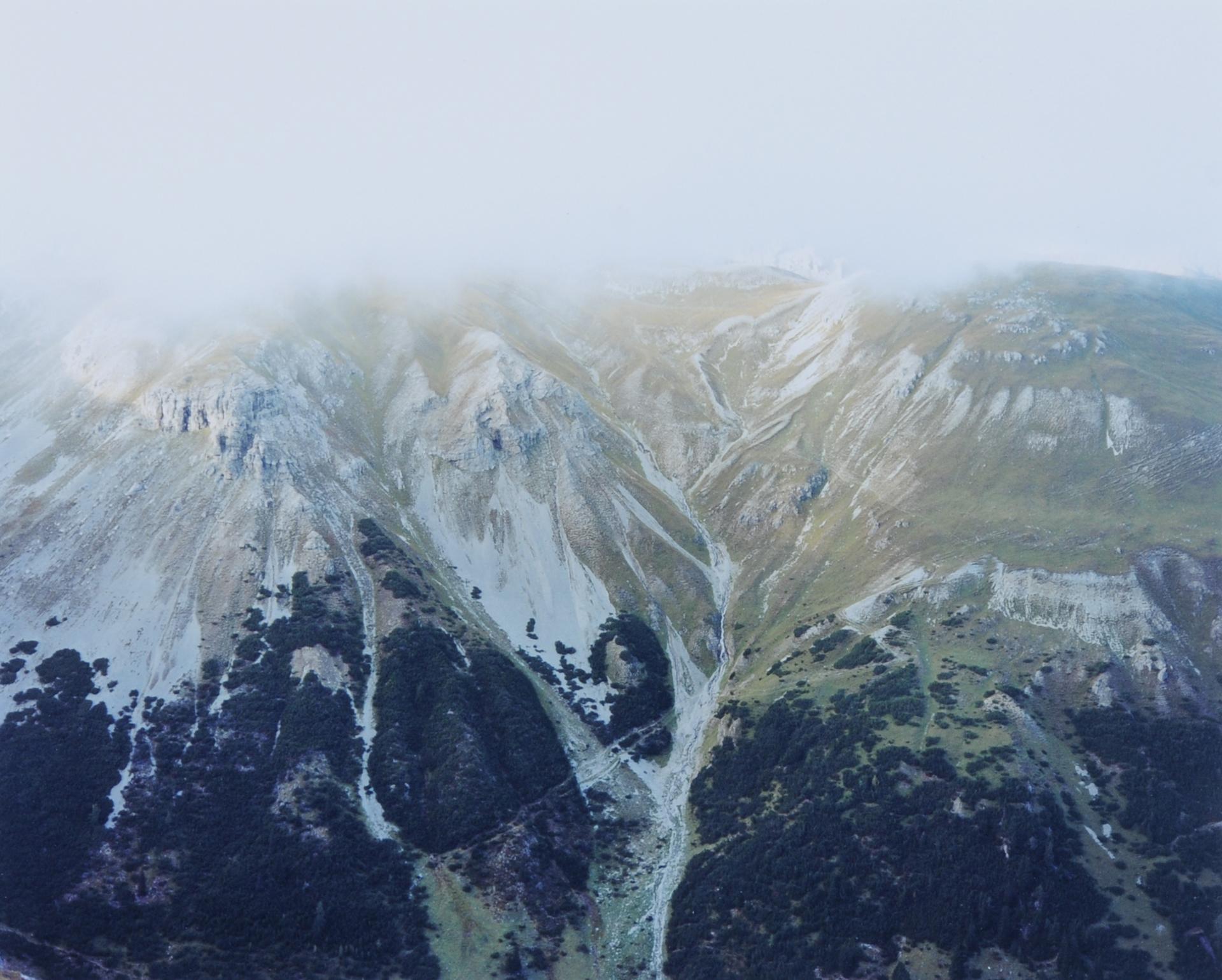 Spinatsch Jules, 2 photographs: Altstein; Bärental