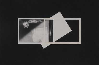 Stezaker John, Four Corners (TV Fragments) II