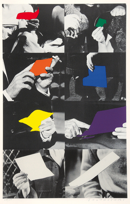 Baldessari John, Two Unfinished Letters