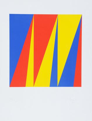 Bill Max, Drei Dreiecke in drei Rechtecken