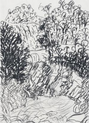 Camenisch Paul, Landschaft