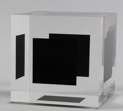"Soto Jesús Rafael, Untitled ""Cube"""