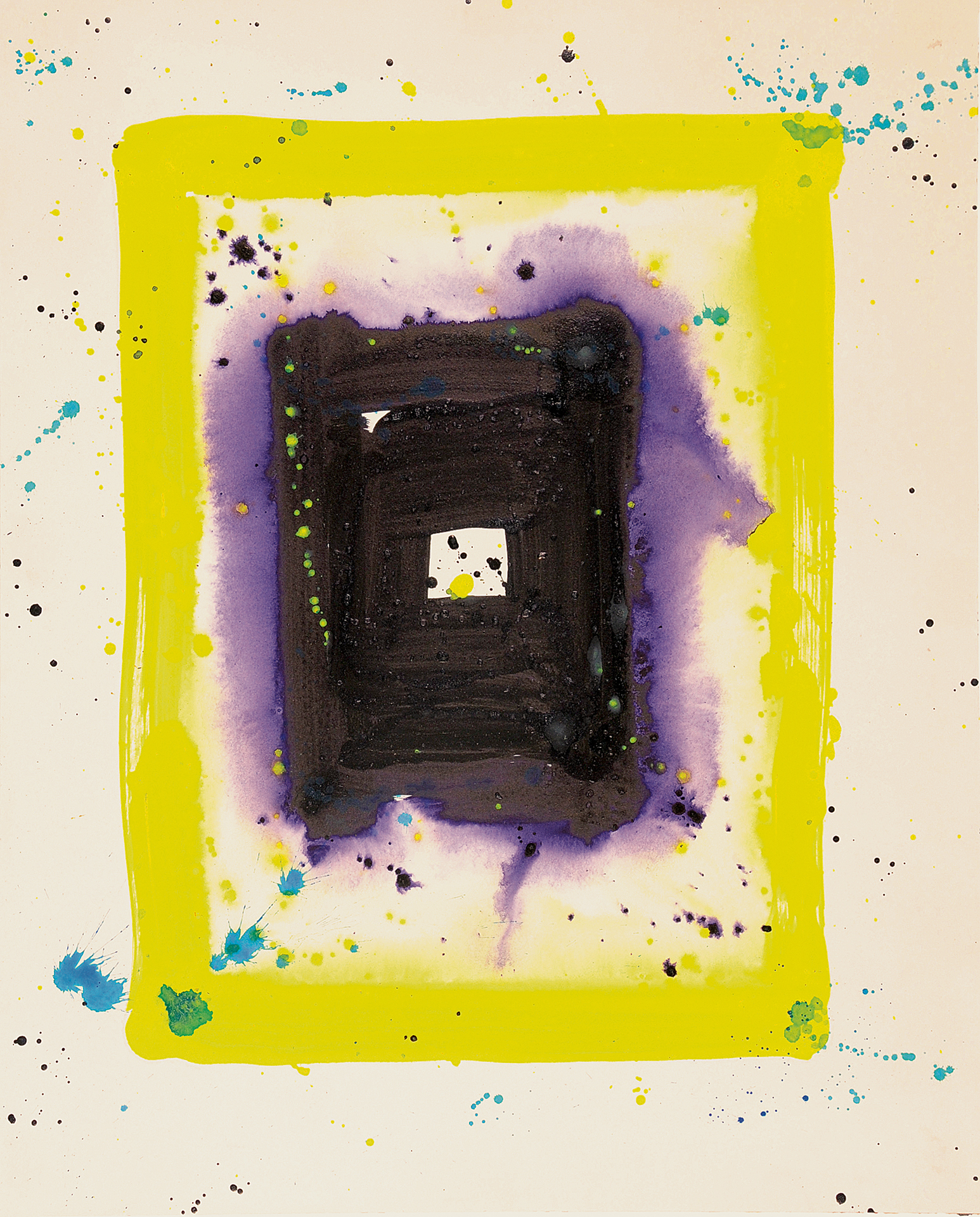 Sam Francis, Untitled (Mandala), SF 75-029