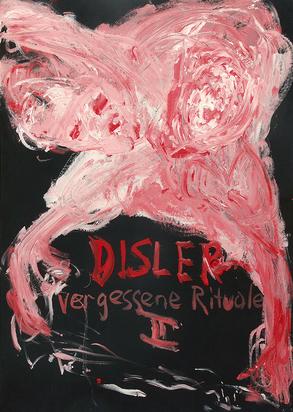 Disler Martin, 2 Portfolios: Vergessene Rituale, Teil I und II