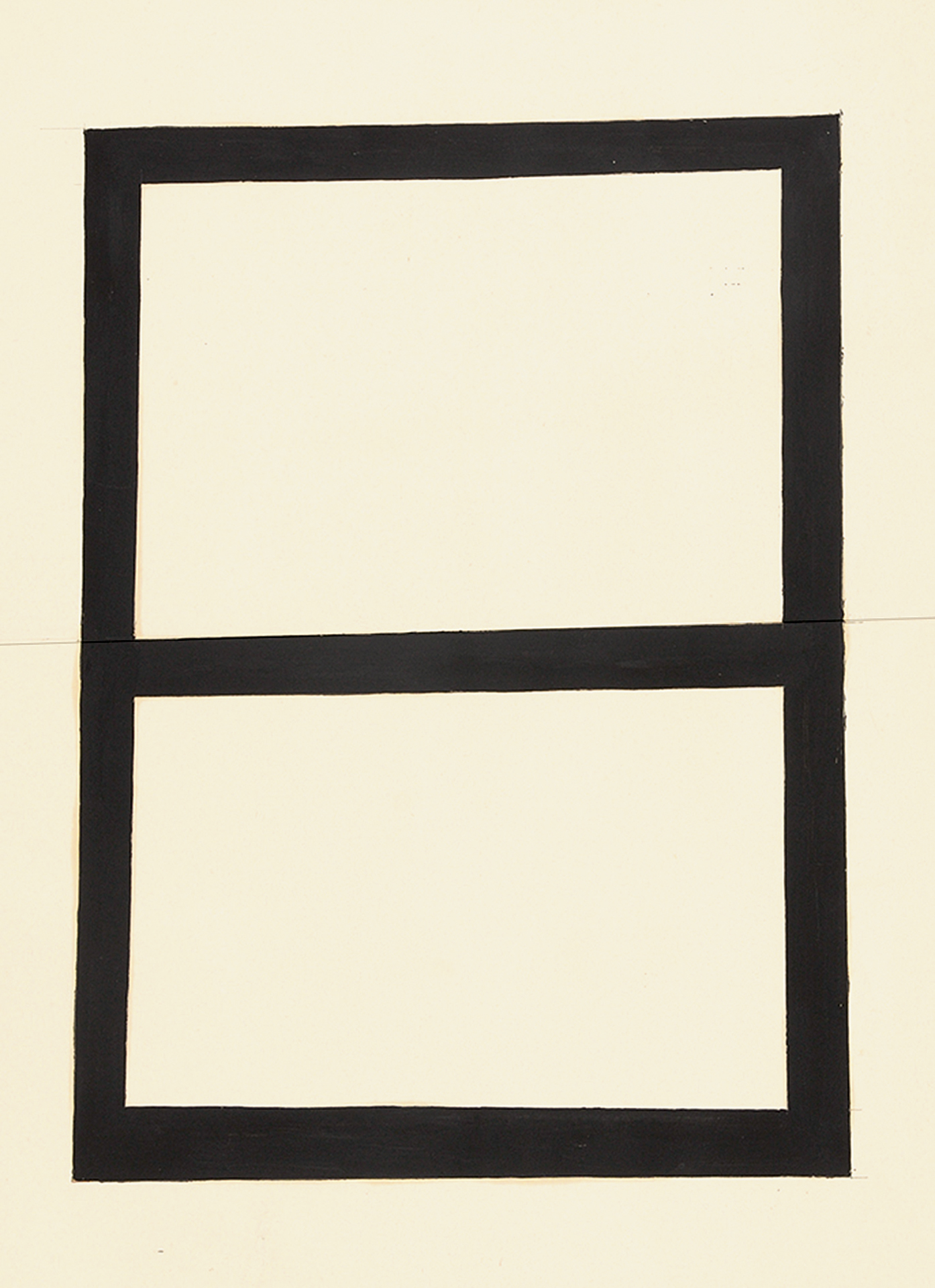 Helmut M. Federle, Untitled