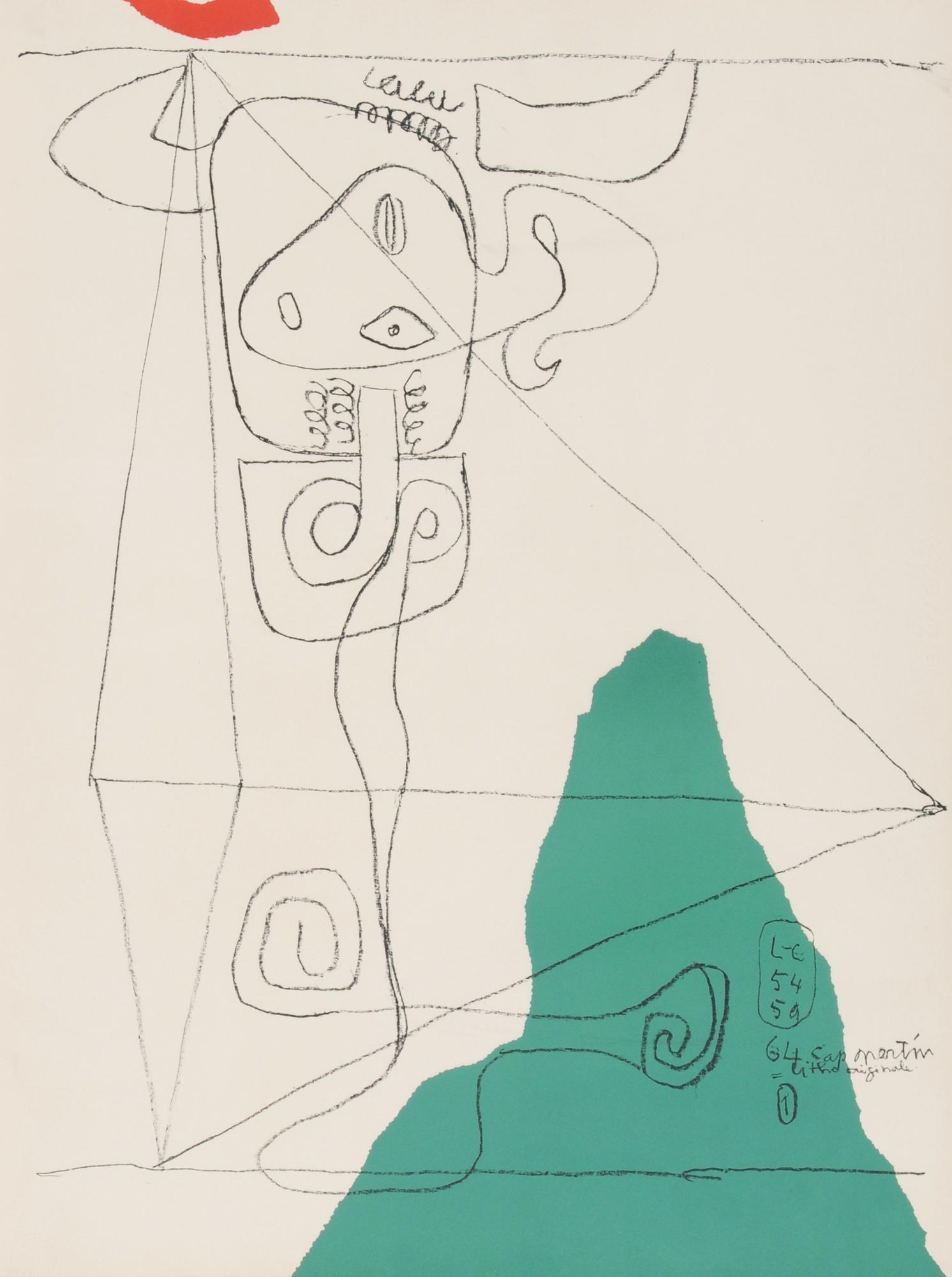 Corbusier Le, Taureau I