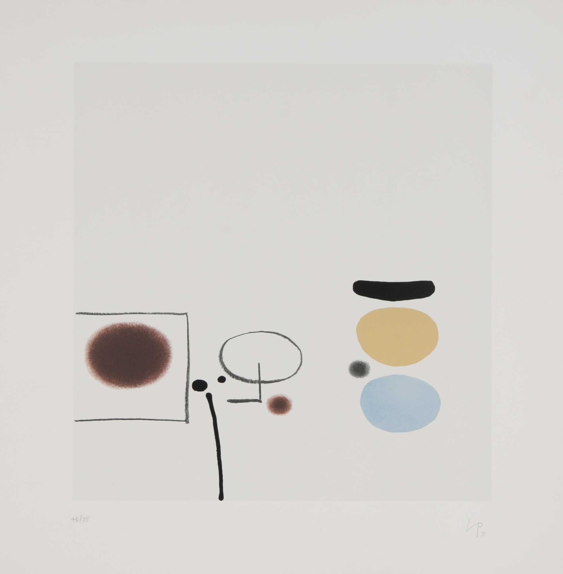 Pasmore Victor, Abstract