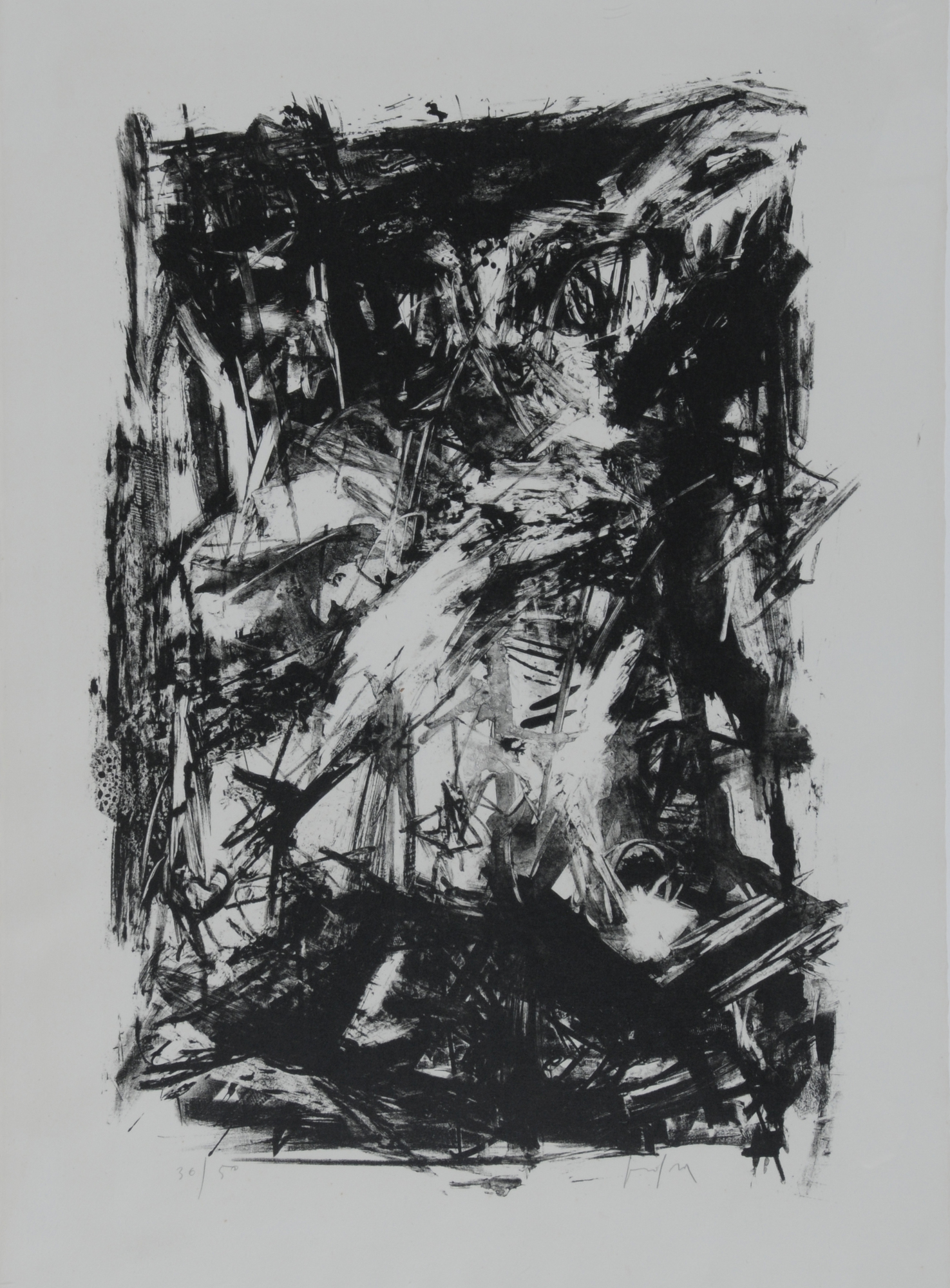Vedova Emilio, Untitled
